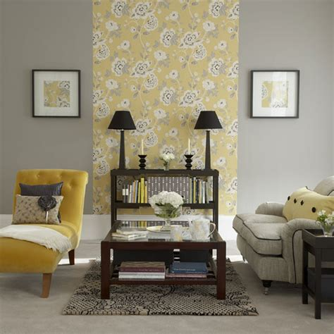 creative gray and yellow living room decor 97 concerning