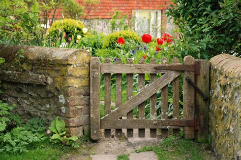 Cottage Garden Gates by An Easter Walk In The South Downs Cox Garden