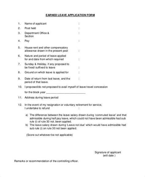 application letter for leave doc doc 8501100 leave application form for office sick