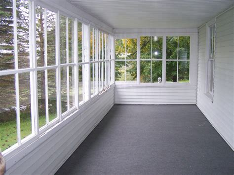 enclosed porch ideas on enclosed patio