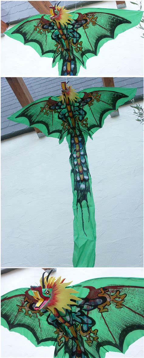 wohnkultur de flugdrache in form eines drachen 1 meter breit fdg