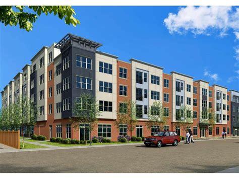Boston Apartment Today 94 Unit Luxury Apartment Complex Opens In