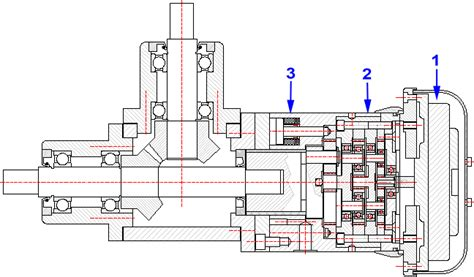 rc boat tower unite jefa transmission drive unit 300 nm 24 volts