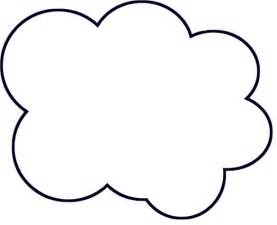 Cloud Templates by Diy Paper Cloud Mobile Tutorial