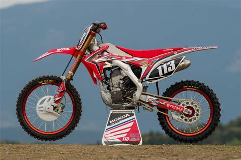 motocross news 2014 honda s 2014 crf250 joins yamaha s all new yzf450 moto mag