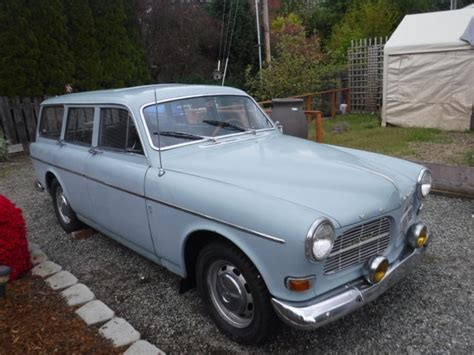 volvo amazon wagon  classic volvo    sale