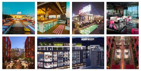 top hollywood bars rooftop bars best in la everything rooftop bar party guide