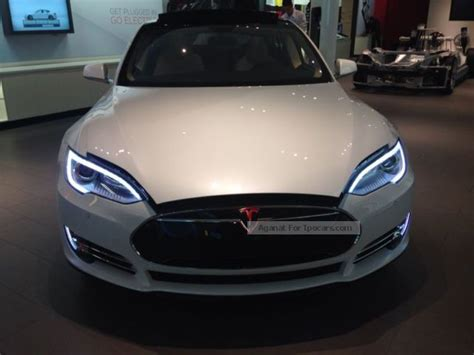 2014 tesla model s 85 kwh performance equipment car photo and specs