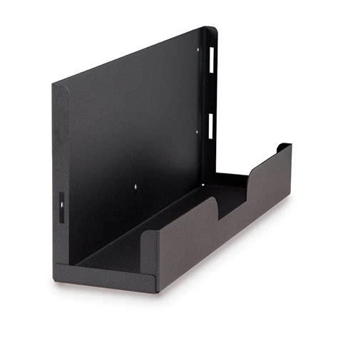 wall shelf for computer small form factor computer shelf wall mountable