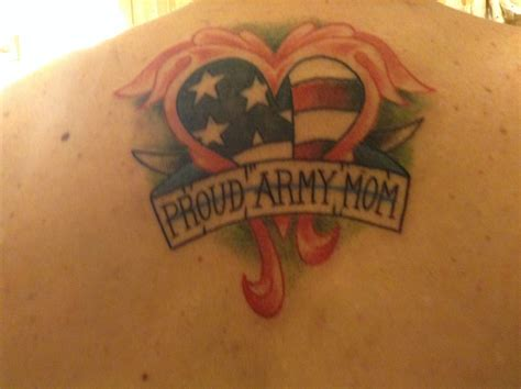 military and tattoos proud army armystrong army
