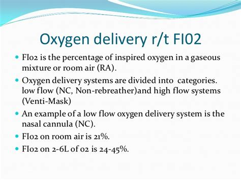 room air fio2 room air fio2 28 images 전공의 산소 요법 oxygen therapy 네이버 블로그 section of pulmonary medicine