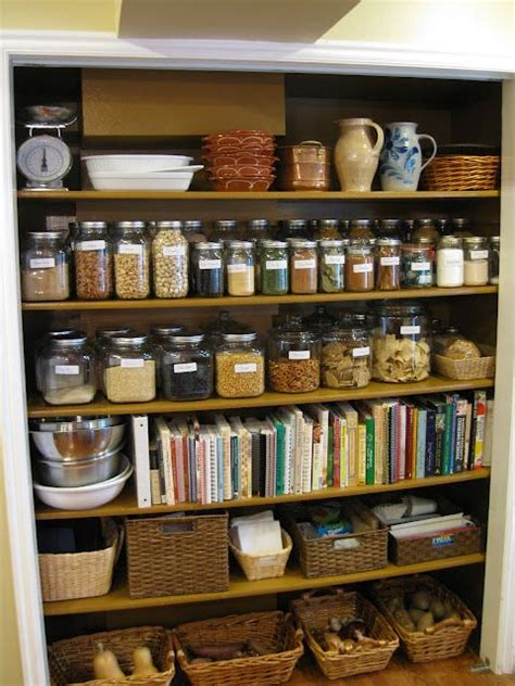 Food Closet Organizer Best 25 Organize Food Pantry Ideas On Kitchen