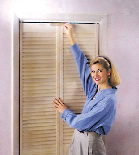 Baby Proofing Sliding Closet Doors S Helper Bi Fold Closet Door Slide Lok Child Safety Lock 70302 Ebay