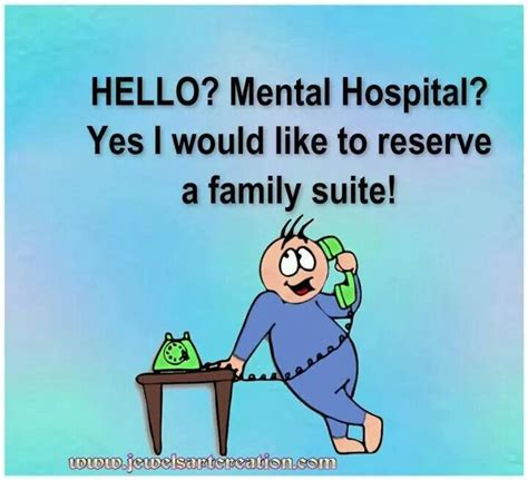 Spaker Hello Wings hello mental hospital yes i would like to reserve a