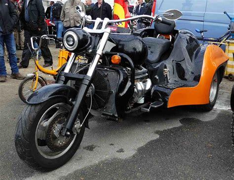 Mannheim Motorrad Bosshoss boss hoss fotografiert im juli 2016 anl des veterama in