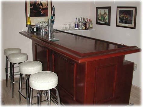 home bar plan straight home bar plans