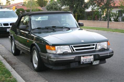 auto air conditioning service 1994 saab 900 auto manual 1994 saab 900 turbo convertible 2 door 2 0l cool classic collectors car for sale photos