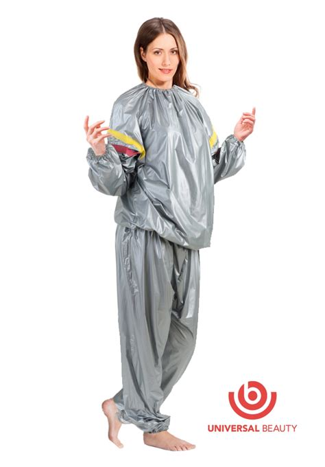 Heated Swest Suit Detox by Sauna Suit