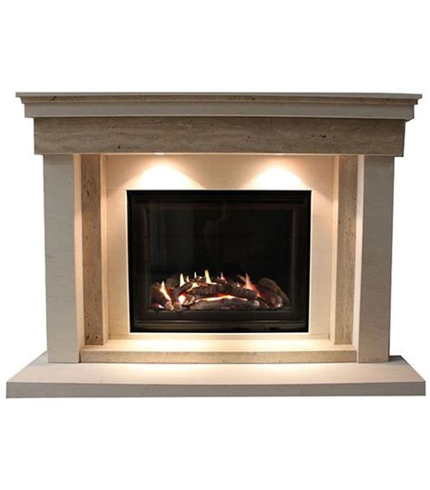 Gas Fireplace Suite by Bentley Gas Fireplace Suite
