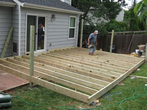 Backyard Deck Ideas Ground Level Excellent Backyard Small Decks On With Hd Resolution
