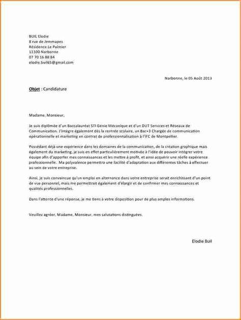 Lettre De Motivation Contrat étudiant Vendeuse 4 Lettre De Motivation Contrat De Professionnalisation Exemple Lettres