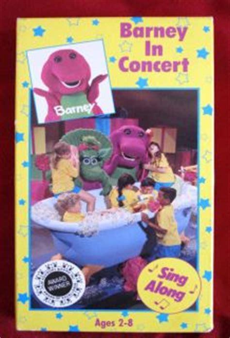 Barney Backyard Vhs by Barney Backyard Show Vhs On Popscreen