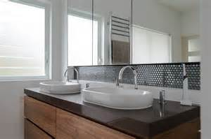 Modern Bathroom Vanities Melbourne Home Decor Style Room Black White And Gold