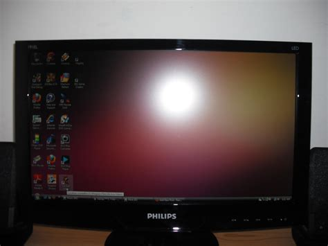 Monitor Philips philips 191el led monitor review random