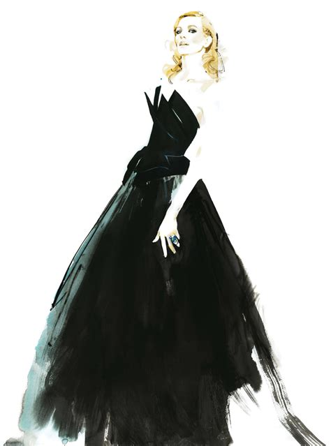 fashion illustration david downton lets get downton it fashion illustration