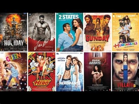 film india recommended 2014 top 10 bollywood movies of 2014 by box office collection