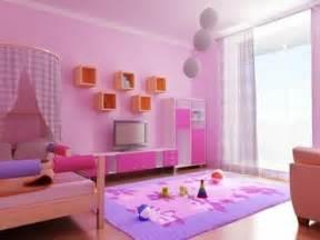 pink and purple wallpaper for a bedroom kinderzimmer streichen 20 bunte dekoideen