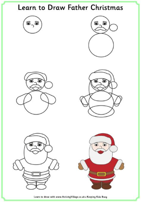 drawing step to step christmas decorations learn to draw