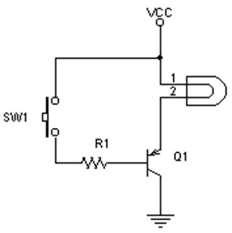 transistor pnp como interruptor el transistor