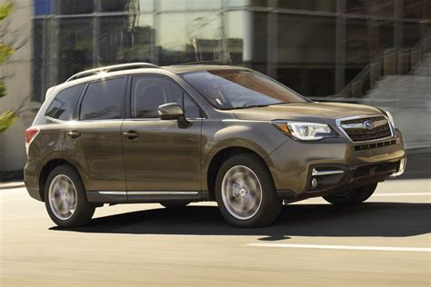 subaru forester price 2017 subaru forester pricing for sale edmunds