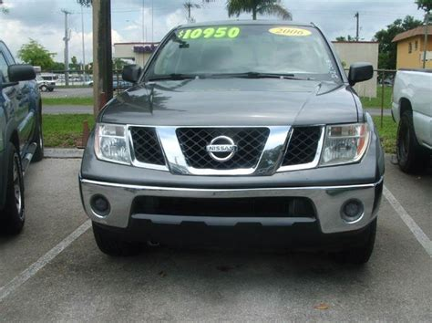 old car manuals online 2006 nissan frontier security system 2006 nissan frontier le 4dr crew cab sb in hollywood fl dan s deals on wheels