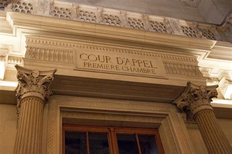 chambre correctionnelle cour d appel chambre avec vies all 233 es de justice