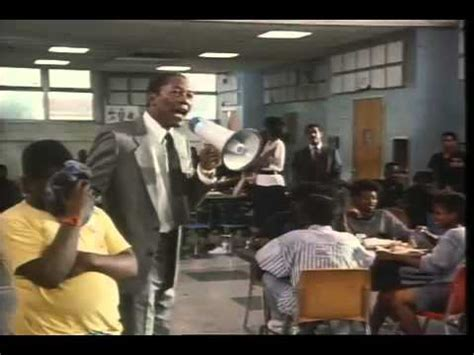 lean on me movie bathroom scene lean on me 1989 trailer youtube