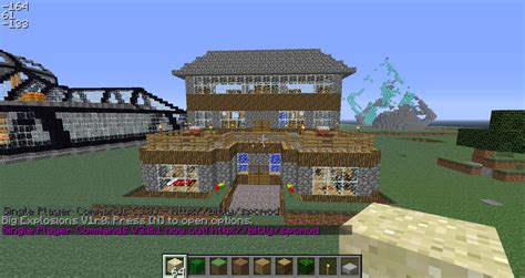 minecraft luxus haus cooles haus minecraft project