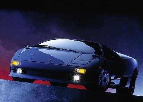 90s Lamborghini Lamborghini Diablo 90s Cars