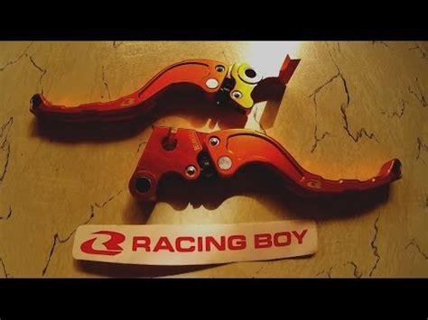 Handgrip Racing Boy New racingboy lever 150