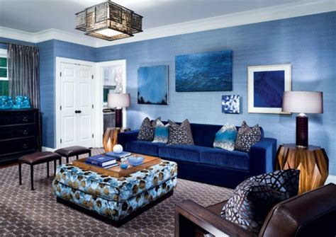 Living Rooms In Blue by 10 Blue Living Room Ideas And Designs
