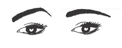 welke haarstijl past bij mij welke wenkbrauw vorm past het best bij jou gezicht