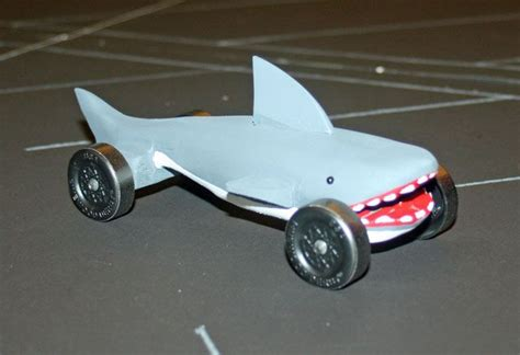 pinewood derby shark car template motorcycle review and