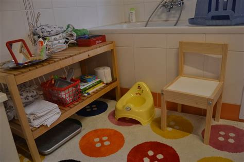 montessori bathroom potty training corner in bathroom montessori učen 237 na