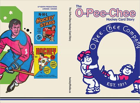 the o chee hockey card story books puck junk hockey cards collectibles and culture