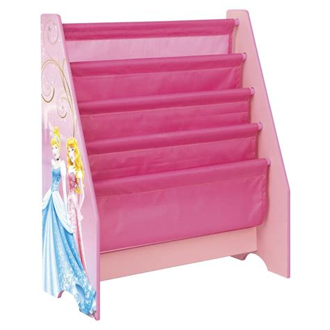 sling bookcase with storage kids character sling bookcase bedroom storage ebay