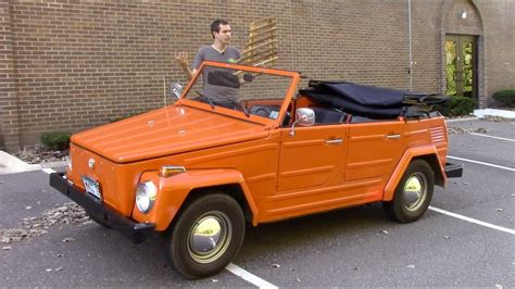 volkswagen thing the volkswagen thing is unsafe and amazing