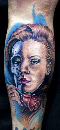 cecil porter illustration : tattoos : evil