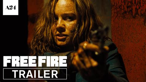 film de gangster usa free fire official red band trailer hd a24 youtube