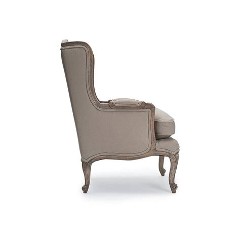Louis Armchair by Louis Putty Armchair By Within Home Notonthehighstreet